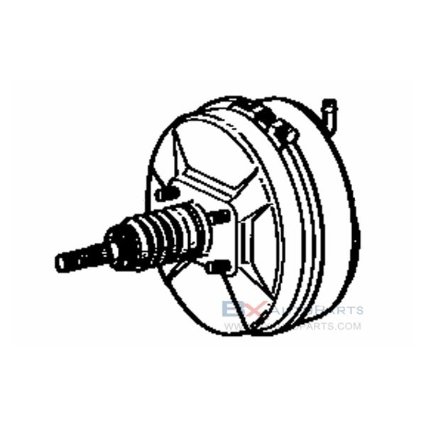 44610-36160 Brake Booster For Toyota DYNA 1977/08 - 1982/04 BU2#,3#