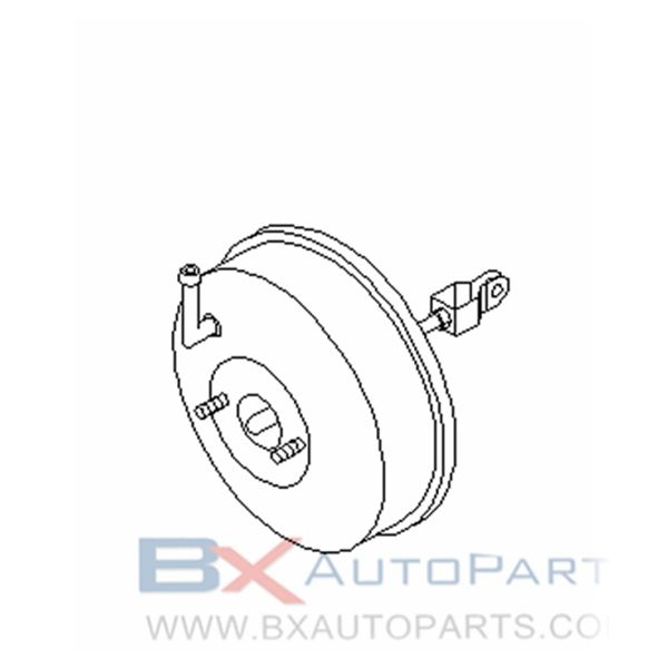 47210-57Y10 Brake Booster For Nissan AD(MEXICO) 1993/07 -GA13DS +GA15DS