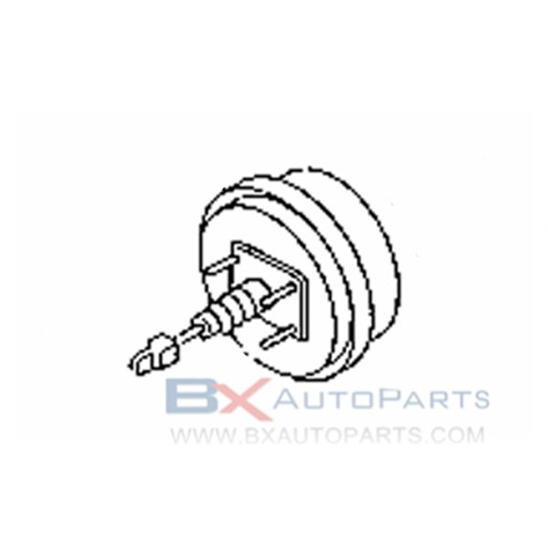 47210-T8300 Brake Booster For Nissan ATLAS 1985/08 - 1986/11 Z16+Z20 トキコ ゲンブツ カクニン
