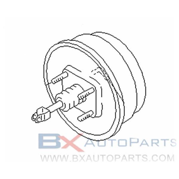 47210-2T010 Brake Booster For Nissan ATLAS 1992/01 - 1995/06 NA16S