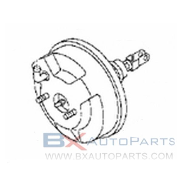 47210-D0110 Brake Booster For Nissan AUSTER/STANZA/VIOLET 1981/06 - 1983/05 ALL TOKICO ゲンブツ カクニン