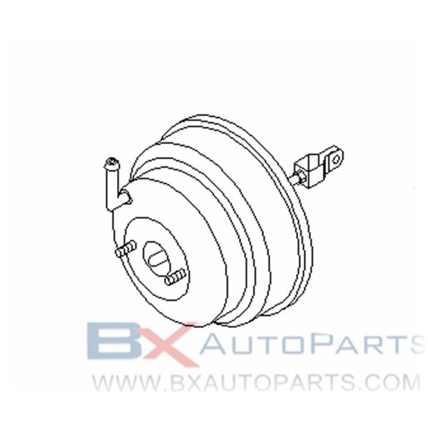 47210-4J520 Brake Booster For Nissan BLUEBIRD 1997/09 - 1998/09 2WD.SR20DE.MT.F5 +2WD.SR18DE +SR20DE.AT.CVT +SR20VE