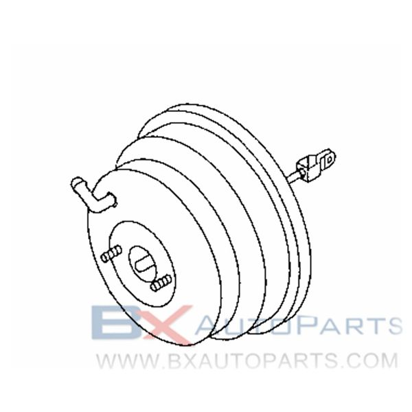 47210-80E04 Brake Booster For Nissan BLUEBIRD AUSSIE 1991/02 -SR20D