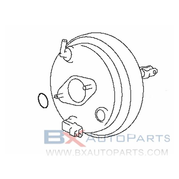 D7210-1MA0A Brake Booster For Nissan FUGA 2009/11 -(2WDSTD+4WD).VQ37VHR +VQ25HR