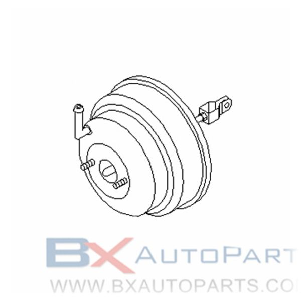 47210-0M800 Brake Booster For Nissan RASHEEN 1994/12 - 1997/01 GA15DE