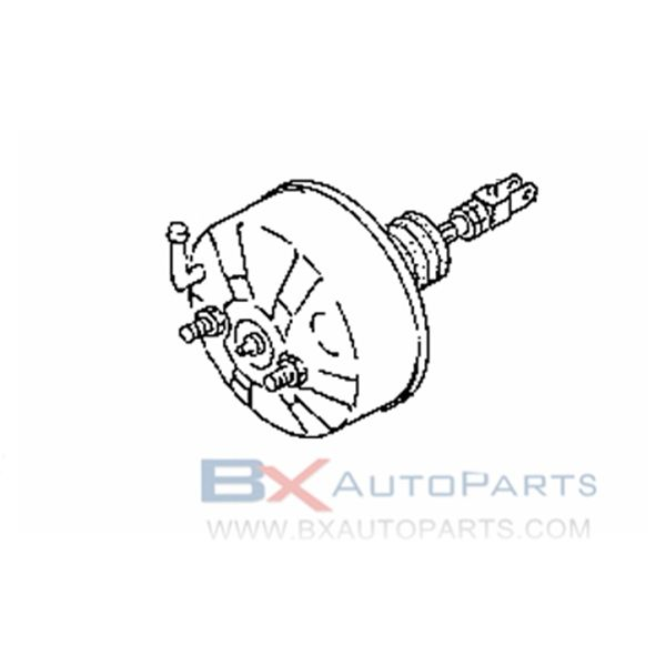 47210-48A00 Brake Booster For Nissan S-CARGO 1989/01 -E15S TOKIKO