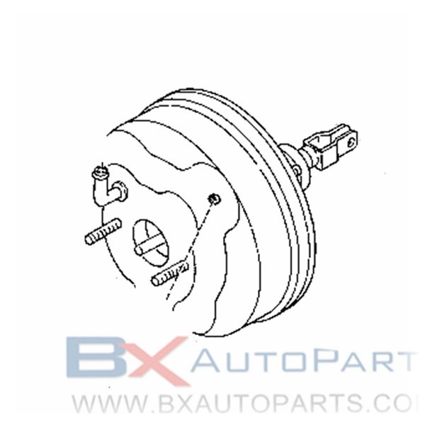 47210-C7000 Brake Booster For Nissan SAFARI 1980/06 - 1982/07 ALL