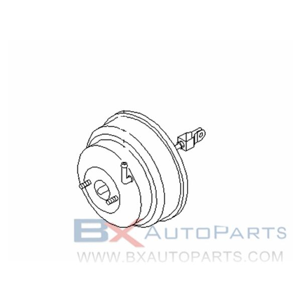 47210-AC000 Brake Booster For Nissan SKYLINE 2003/01 - 2004/11 VQ25DD.AT.F4
