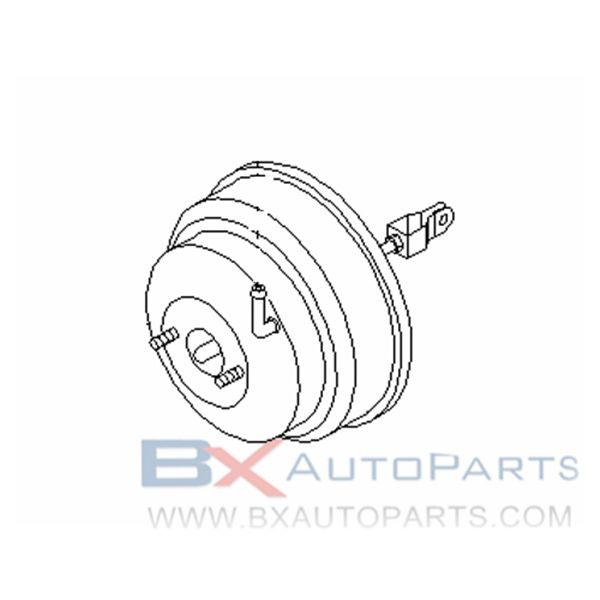 47210-AQ800 Brake Booster For Nissan STAGEA AXIS350S 2003/06 -*VQ35DE