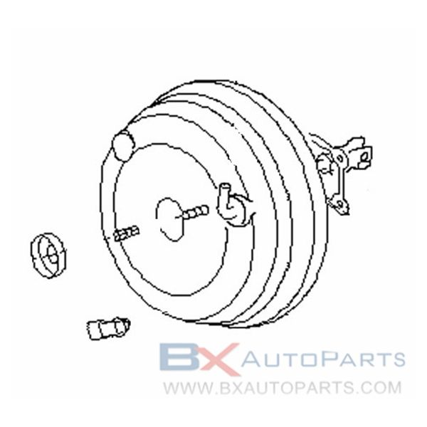 Power Brake Booster Subaru Booster Products