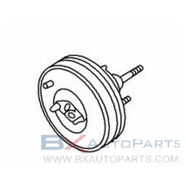 204125846 1369543 Brake Booster For FORD MONDEO III