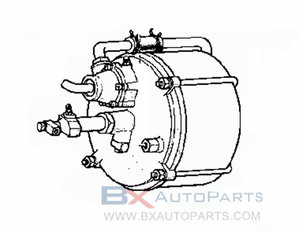 Toyota T100 Brake Line Diagram